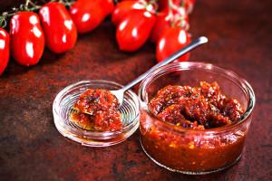 intialainen tomaattipyree