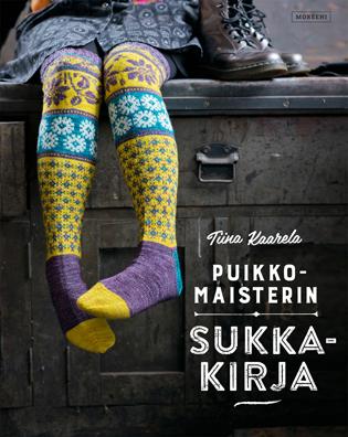 Kuva - Tiina Kaarela: Puikkomaisterin sukkakirja