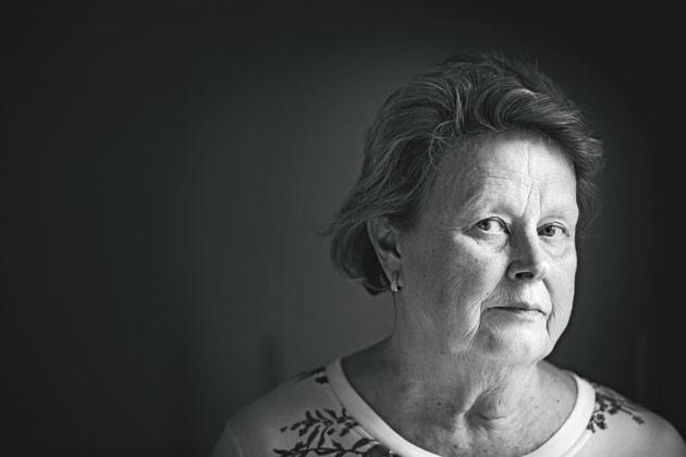 Ruumistutkija Helena Ranta