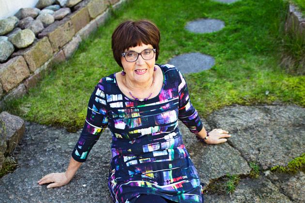 Leena-Riitta Salminen Kotilieden haastattelussa