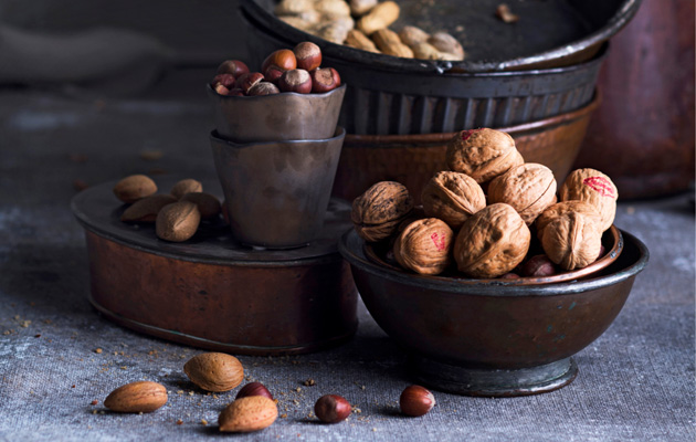 Pähkinät