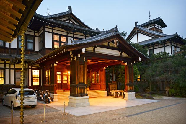 Nara Hotel Japanissa