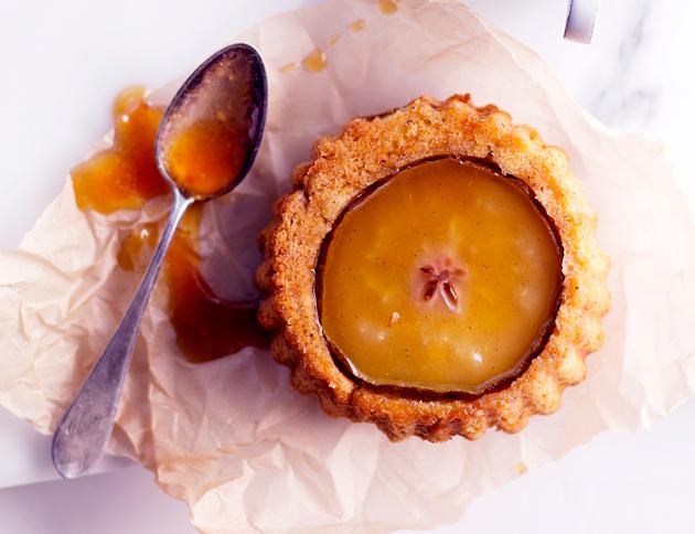 Päärynäkakkunen resepti