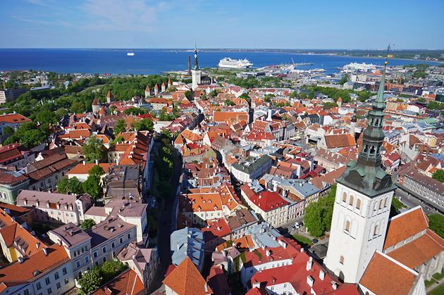 Tallinna maisema
