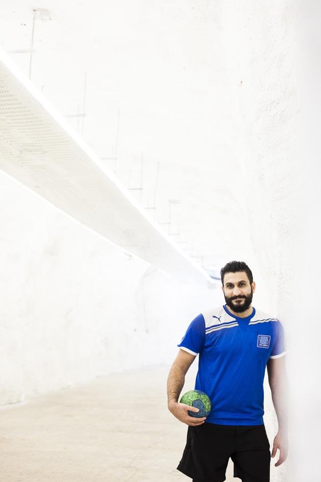 Käsipalloilija Aws