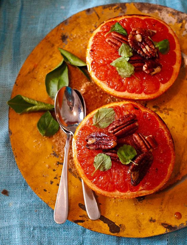 karamellisoitu verigreippi