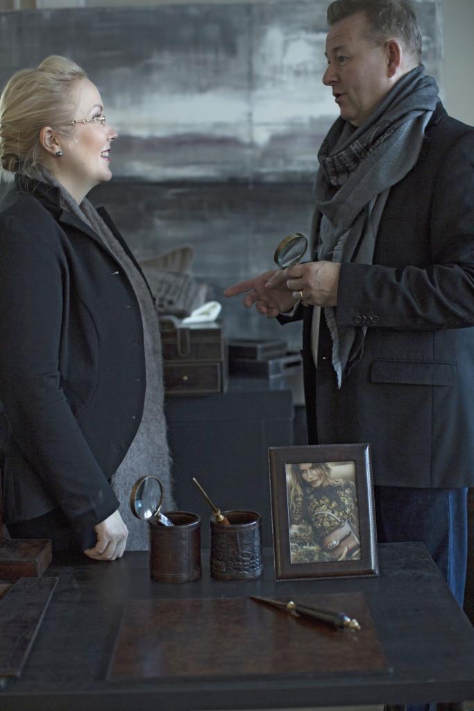 Heidi ja Juha Jaara