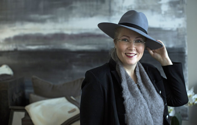 Balmuirin toimitusjohtaja Heidi Jaara