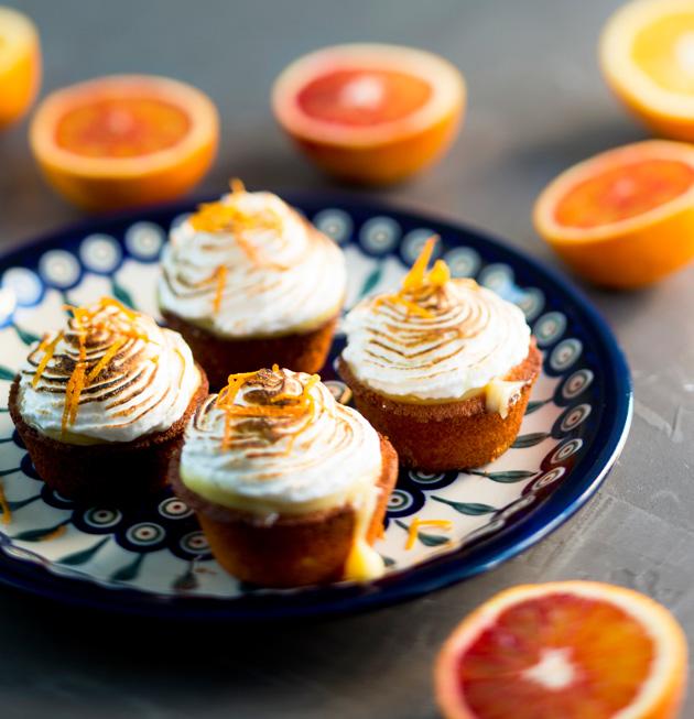 Appelsiini-sitruuna-marenkimuffinit