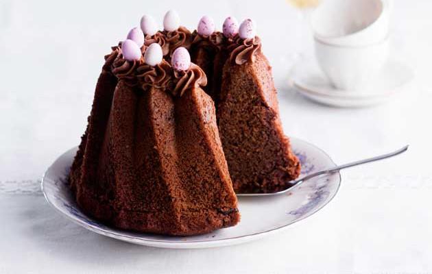 Punssi-suklaakakku