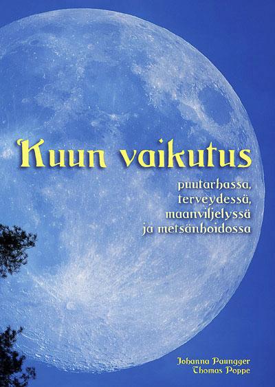 Kuun vaikutus kirja