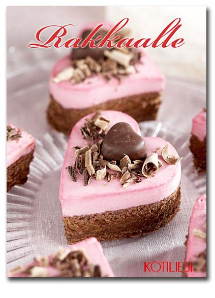 Lähetä Rakkaalle -leivoskortti sähköisenä e-korttina!