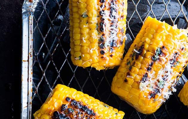 Kuorrutetut maissit