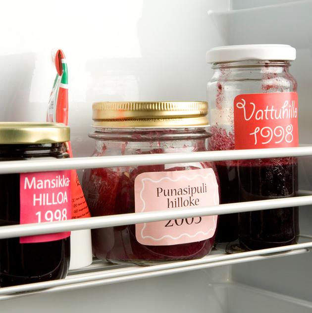 hillopurkit jääkaapissa