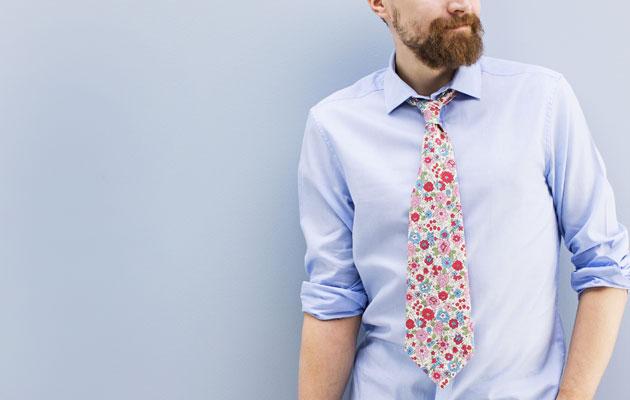 Kuva - Ompele itse muodikas kravatti