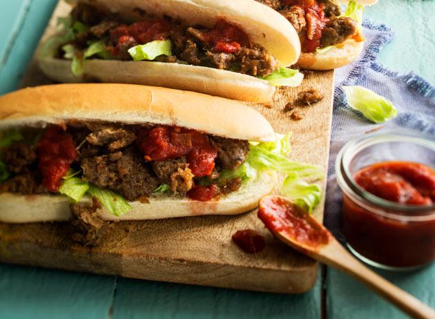 Pulled Oats Hot Dog eli Nyhtökaura hot dog