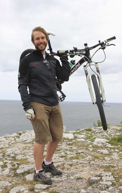 Gotlannissa kannattaa pyöräillä