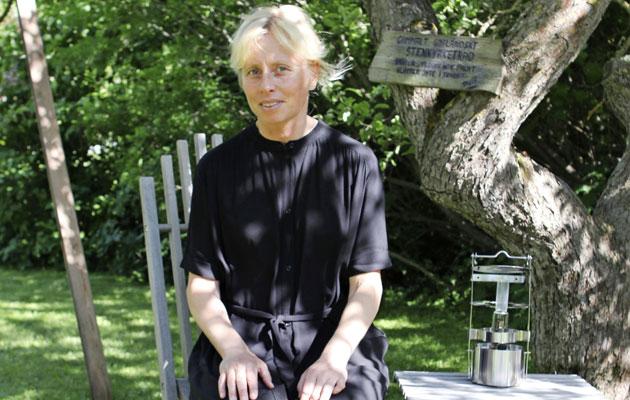 Ulrika Karlson Gotlannissa