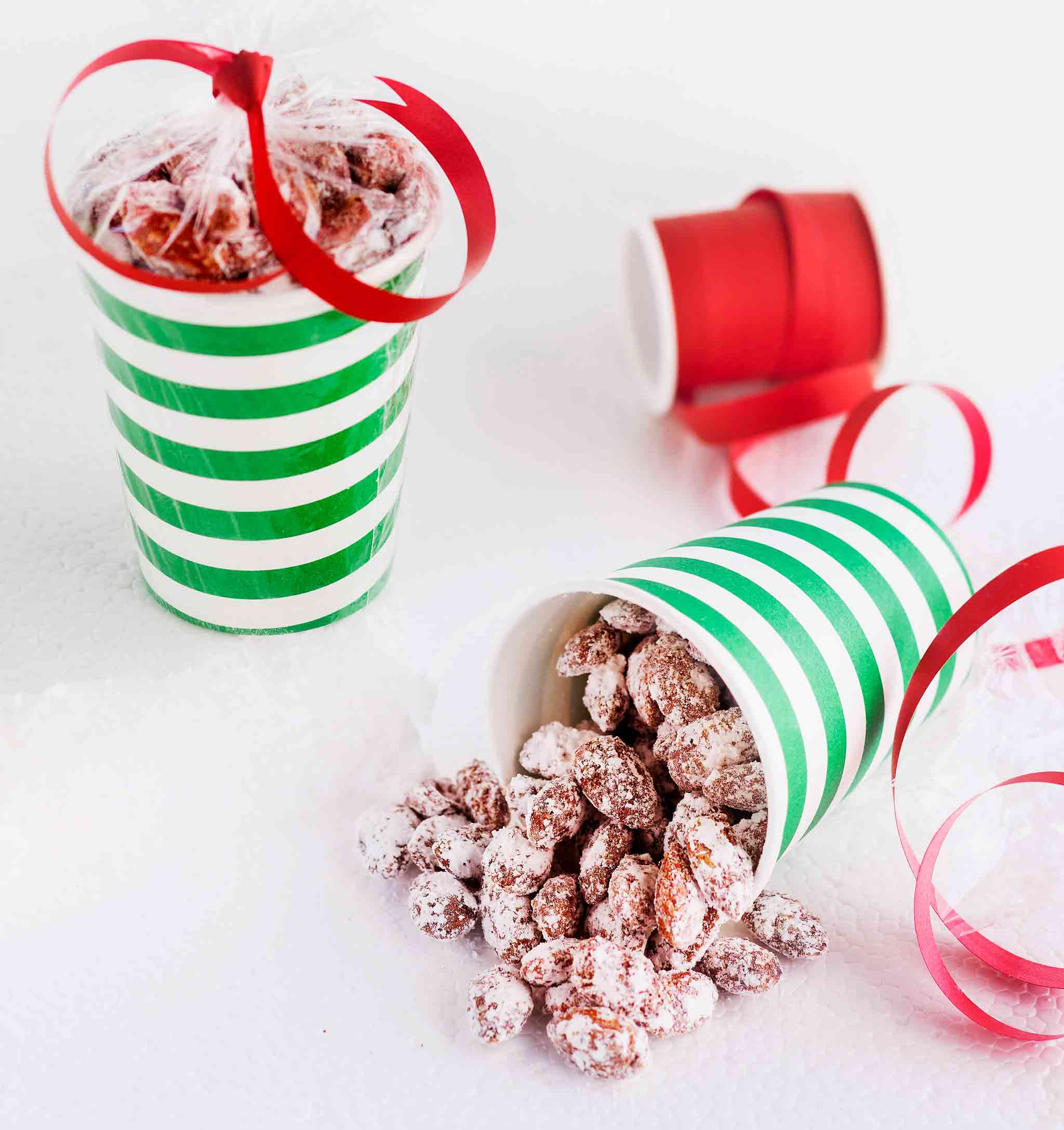 Kaneli-sokerimantelit