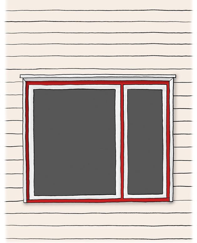 ikkuna 1950-luku