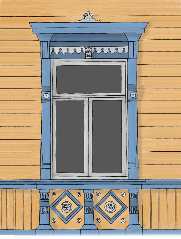 ikkuna kertaustyyli