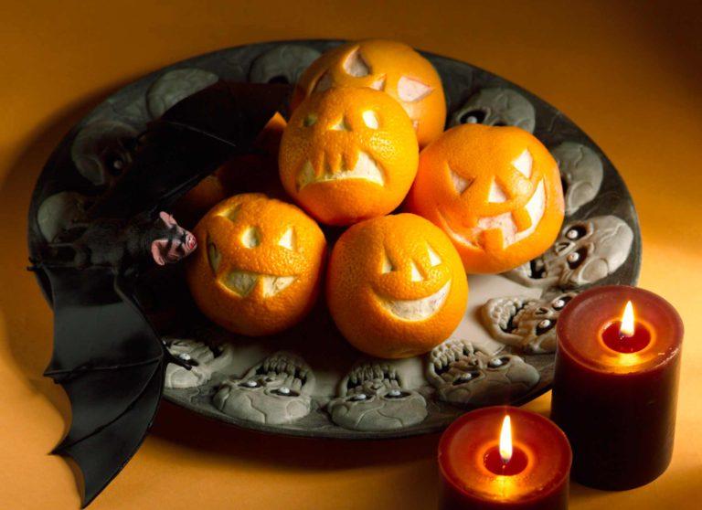 halloween-koristeet