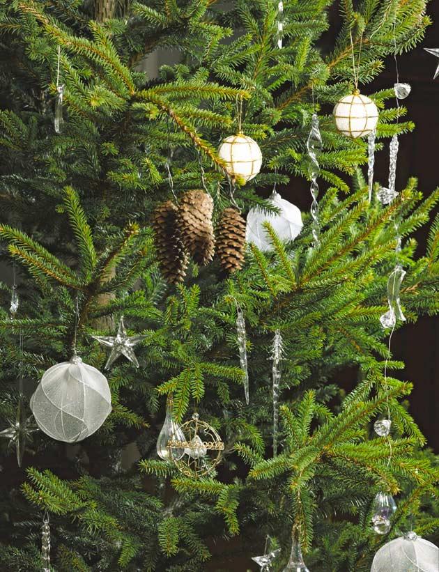 Joulukuusen historia on heijastellut kulloisiakin yhteiskunnallisia arvoja koristeiden kautta. Nyt ekologiset ja itse tehdyt kuusenkoristeet ovat arvokas lahja vaikka kummilapselle tai ystävälle.