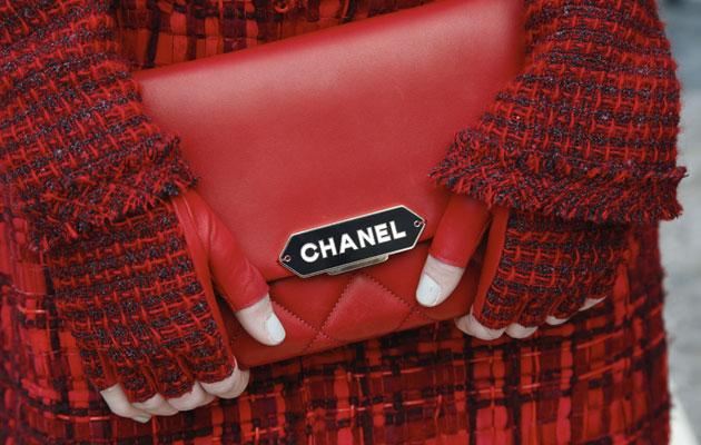 Chanelin laukku