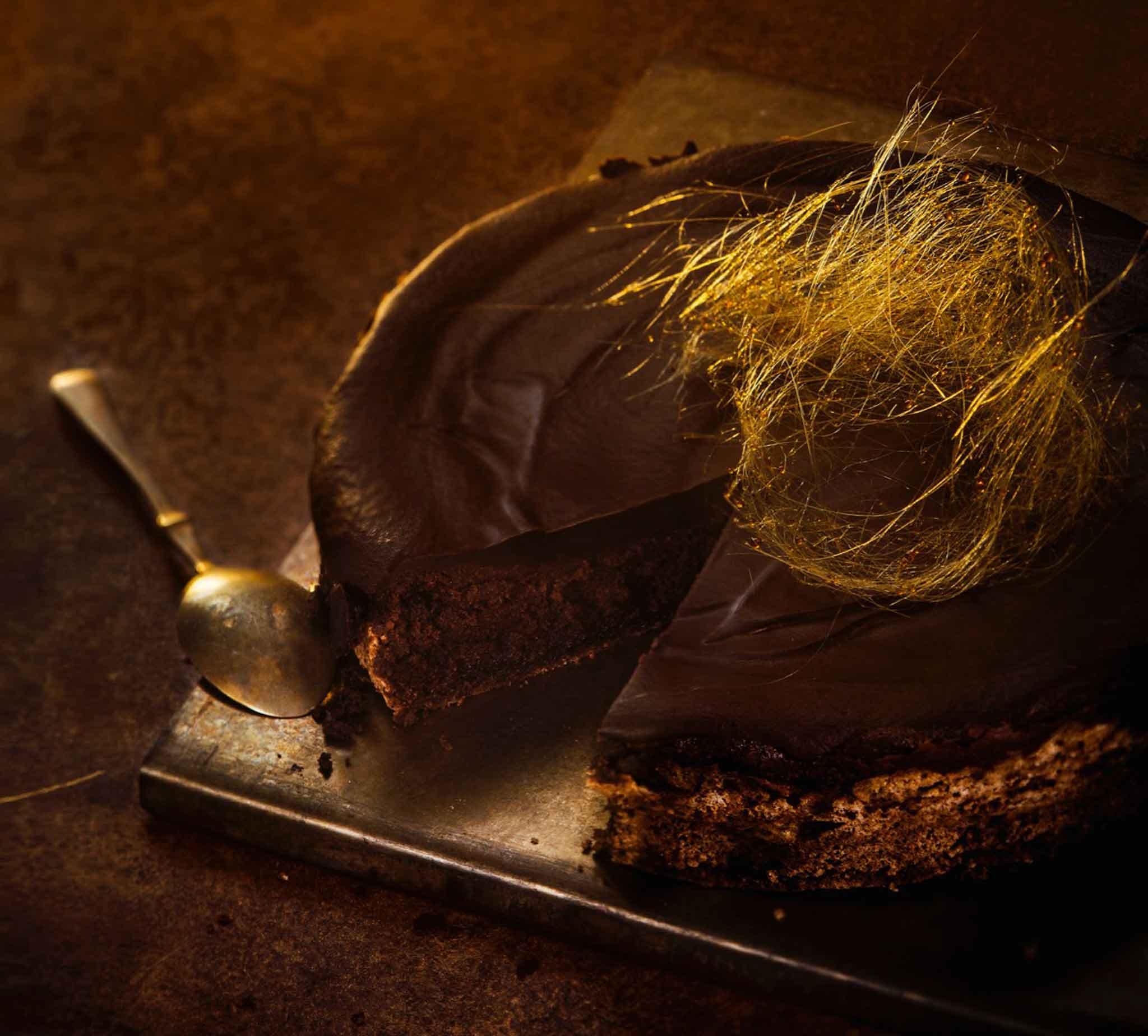 espresso-suklaakakku