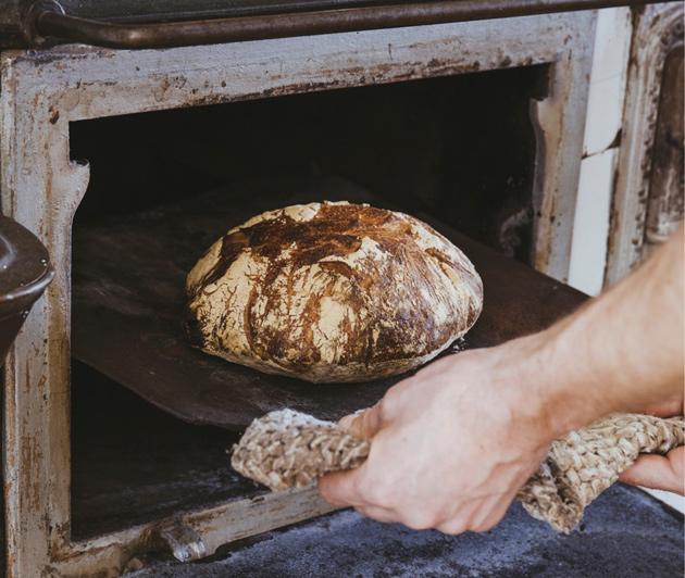 Maalaisleipä
