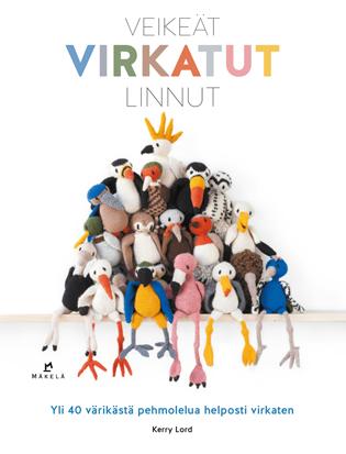 Kuva - Kerry Lord: Veikeät virkatut linnut ja Veikeät virkatut eläimet
