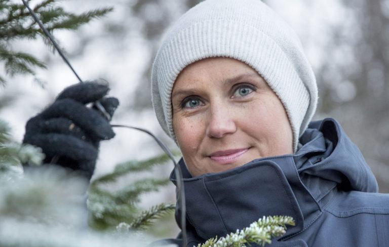 Ravitsemusterapeutti Hanna Partanen