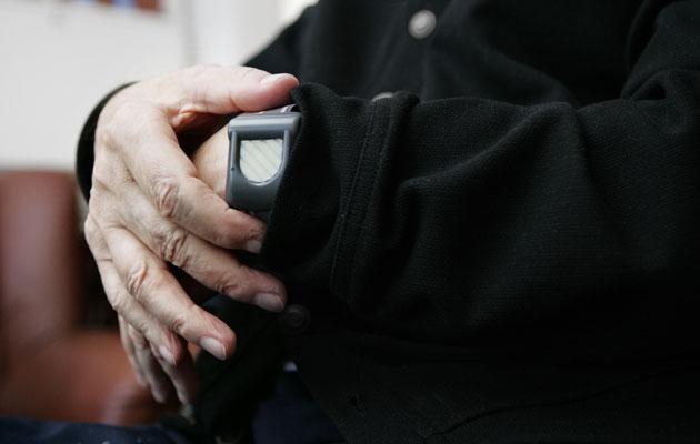 Vanhustenhoito