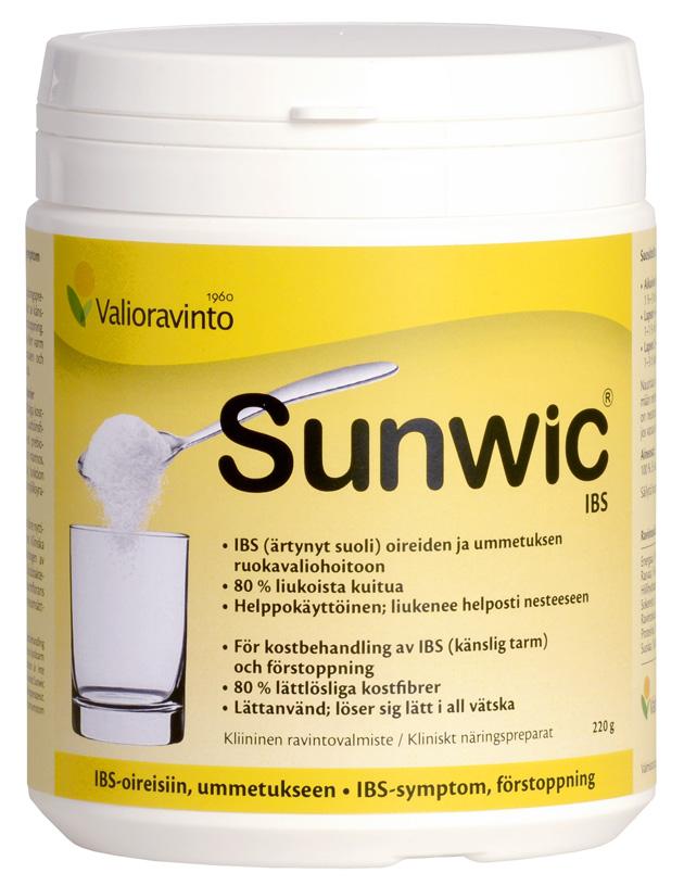 sunwic pakkaus