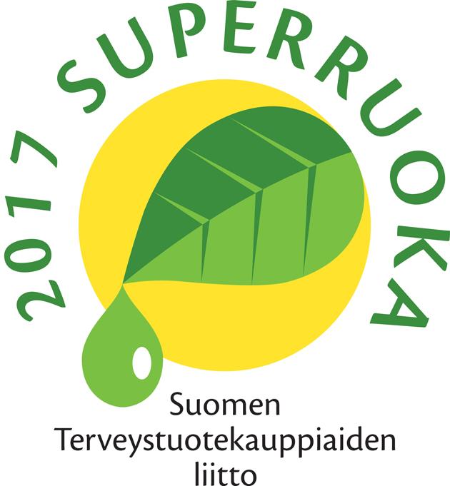 vuoden 2017 superruoka logo