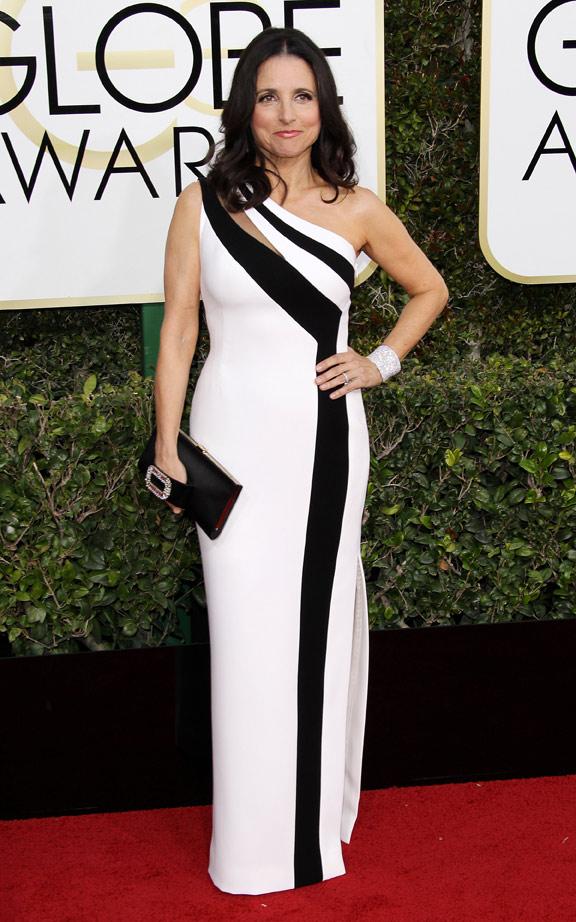 Julia Louis-Dreyfus Golden Globe 2017
