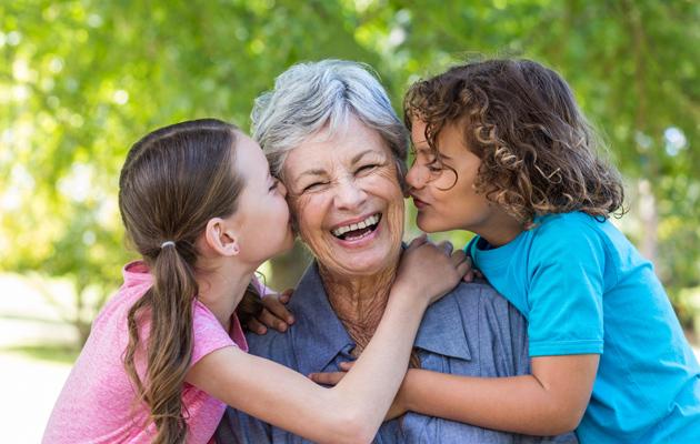 Nämä 10 merkkiä paljastavat, että olet mahtava mummo!