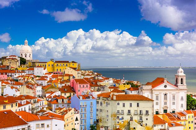 Portugali tunnetaan rennosta ilmapiiristä