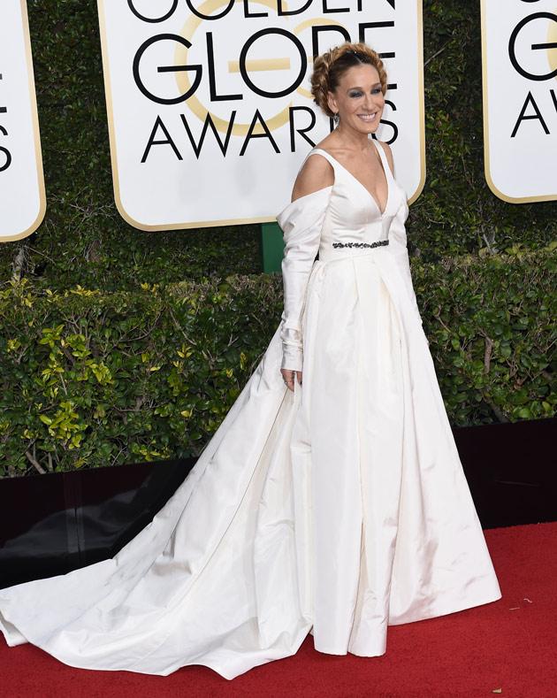 Sarah Jessica Parker Golden Globe 2017