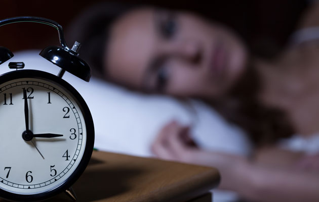 Kun uni ei tule yöllä