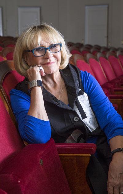 Eeva Litmanen on näyttelijä