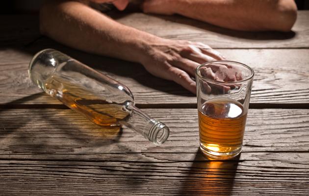 Läheisen alkoholiongelma