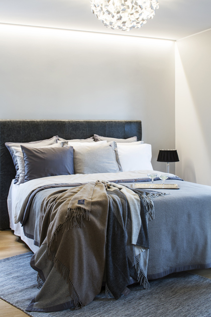 Dekon sisustusidea minibudjetille: makuuhuone