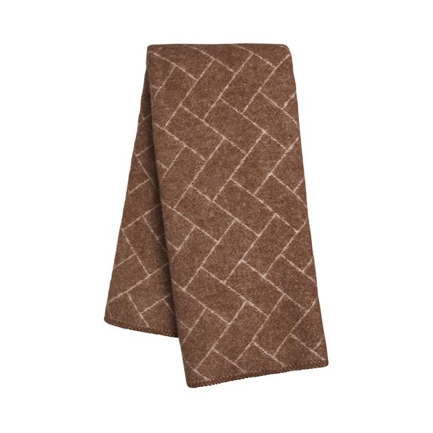 Ruoste näkyy myös tekstiileissä.