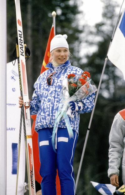 Kaikkien aikojen suomalaiset naishiihtäjät