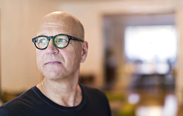 Kirjailija Markku Rönkkö