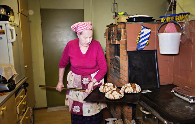 sirkku kilpeläinen sinnittelee pienellä eläkkeellä