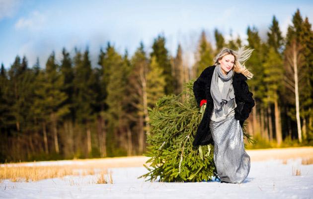 """Kuva - Laulaja Anna Eriksson: """"Oma poika teki joulusta taas merkityksellisen"""""""