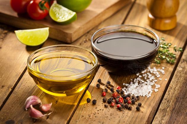 etikka, suola ja sitruuna ovat erinomaisia siivousaineita