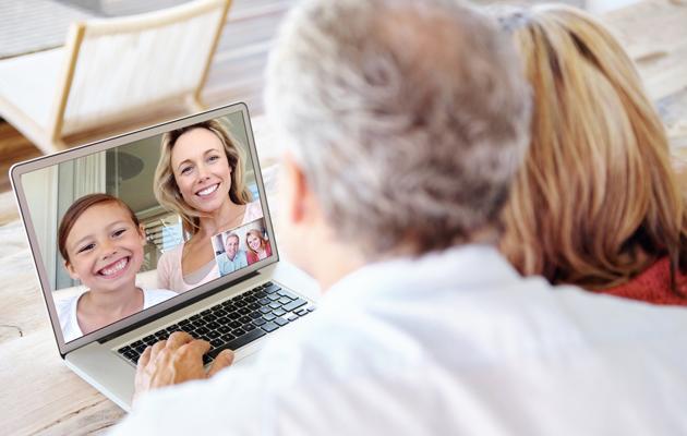 isovanhempi miten pitää yhteyttä lastenlapsiin